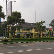 Gedung LT 1700m2 Jln Raya Ahmad Yani Bekasi Cocok Perkantoran Perbankan