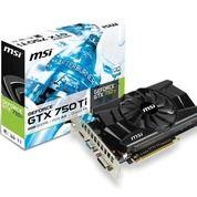 MSI GTX 750 Second