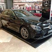 Mercedes Benz C300 AMG 2019 Hitam Promo Leasing Tdp20% Harga Terbaik | Dealer Resmi