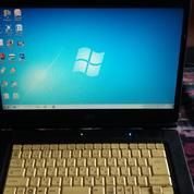 Laptop Fujitsu Core2Duo 1,5 Juta Bonus Cooling Pad