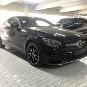 Mercedes Benz C300 Coupe AMG 2018 Hitam Best Deal