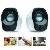 Speaker Logitech Tipe Z121 Stereo USB Power + Volume Control