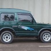 Suzuki Katana GX 1997, Pemakaian Pribadi Original Asyik.