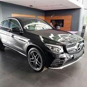 Mercedes Benz GLC300 Coupe 2019 Hitam Promo Leasing Tdp20% Harga Terbaik   Dealer Resmi