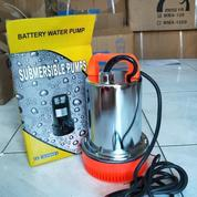 Pompa Air Celup Pompa DC 12V Submersible Pump KOLAM Solar