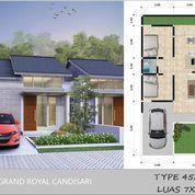 Hunian Syariah Grand Royal Candisari DP Bisa Diangsur