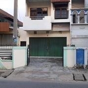 Ruko Strategis Di Tepi Jalan Raya, Mayor Ruslan, 9 Ilir Palembang