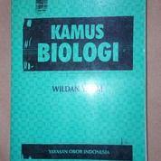 Buku Kamus Biologi Fc