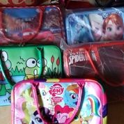 DISC 10% TRAVEL BAG KOPER ANAK CANTIK