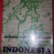 Buku Manusia Dan Kebudayaan Di Indonesia