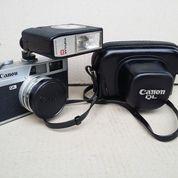 Kamera Canon Canonet QL19 Vintage