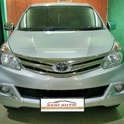 Toyota Avanza G 1.3 Automatic 2015