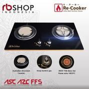 ReCooker InfraRed Techno Stove | Kompor Gas Infra Merah Hemat Gas 45%