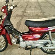 Honda Astrea Grand 1993 Limited Edition Merah
