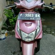 Honda Beat Carbu 2010