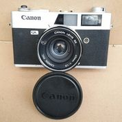 Canon Canonet QL19 Kamera