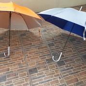 Souvenir Payung Anti Panas Dengan Lapis Silver - Termurah