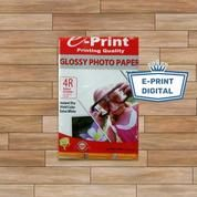 Kertas Foto Glossy Photo Paper 4R 200 Gsm