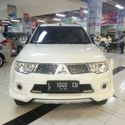 Pajero Dakad Limited At Dsl 2013 Putih