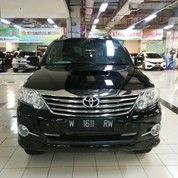Fortuner G Vnt Dsl At 2015 Hitam
