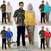 Couple Batik Rinjani