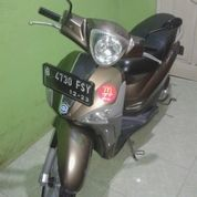 Motor Vespa Piaggio Liberti Tahun 2013