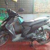 Motor Honda BeAt Karbu Rator Cw Hitam 2010 (BARANG LANGKA)