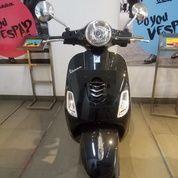 Vespa Lx 125 I Get (NERO VULCANO)