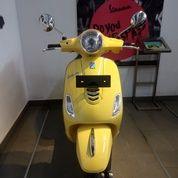 Vespa Lx 125 I Get (GIALLO LIME)