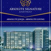 Absolute Signature Apartemen, Apartemen Pusat Kota Jogjakarta Cicilan 3jtan
