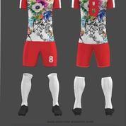 Baju Jersey Badminton Printing 2019