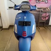 New Vespa Sprint S LED 150 I Get ABS (BLUE MATT)