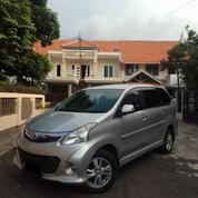Toyota Avanza Veloz 2014 Silver Jakarta Pribadi