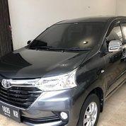 2017 Toyota Avanza G M,T Silver Abu2