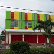 Ruko 2 Lantai Lokasi Sangat Strategis Di Jalan Raya Danau Toba, Malang