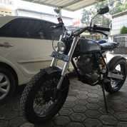 Motor Custom Siap Gas