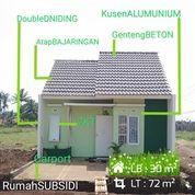 Rumah Subsidi Dramaga Bogor