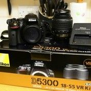 Kamera Nikon D5300 (18-55)