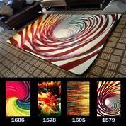 Karpet Rainbow Abstrack Hole 160 X 230 Cm