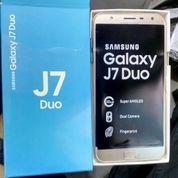 J7 Duo (3/32GB) Warna Gold, Mulus Terawat