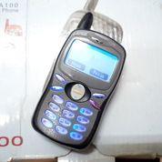 Hape Jadul Panasonic A100 Series Mini Phone Fullset Langka