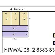 Sisa 3 Unit, 320 Juta, Tipe 54, Di Jl. Teratai Padang Bulan Medan
