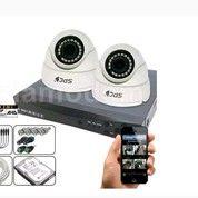 AGEN PEMASANGGAN Camera Cctv 2 CH Spc 2.0 Mp Kumplit Gambar Terbaik