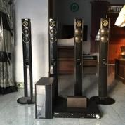 SHARP Qwanza Home Theater HT-CN890DVW Second Cilegon