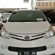 Toyota Avanza E Putih MT