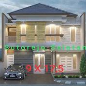 Rumah Baru Sutorejo Selatan Dkt Pakuwon City Dharmahusada Mulyosari