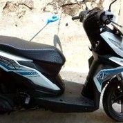 Malang Kota Motor Bekas Honda Beat 2017 FI CW Putih Biru