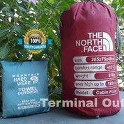 Paket Sleeping Bag Polar Biasa + Towel Microfiber 60 X 120