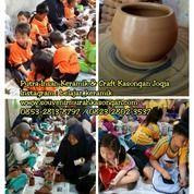 Aneka Souvenir Keramik Kasongan Jogja Wisata Edukasi