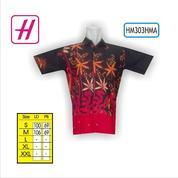Baju Batik Online, Mode Baju Terkini, Baju Kerja Batik,. HM303HMA